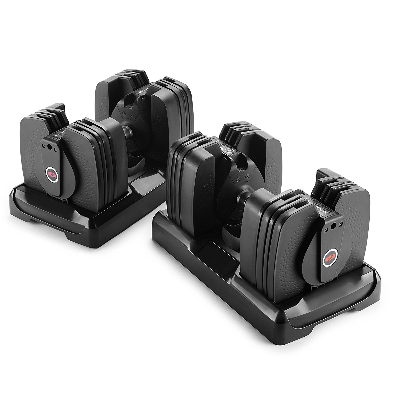 Bowflex SelectTech Adjustable Dumbbell Series