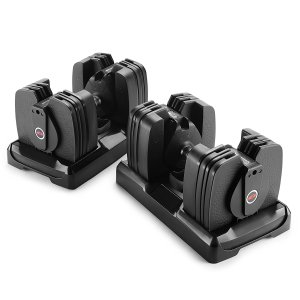 Bowflex SelectTech Adjustable Dumbbell Series