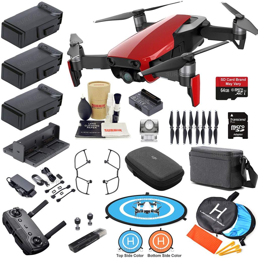 DJI Mavic Air Drone BUNDLE!!!