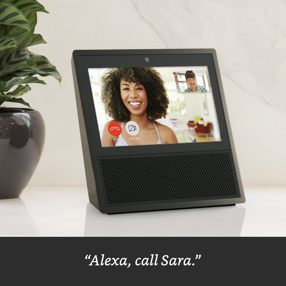 Amazon Echo Show Video Calling Review | Superior Digital News