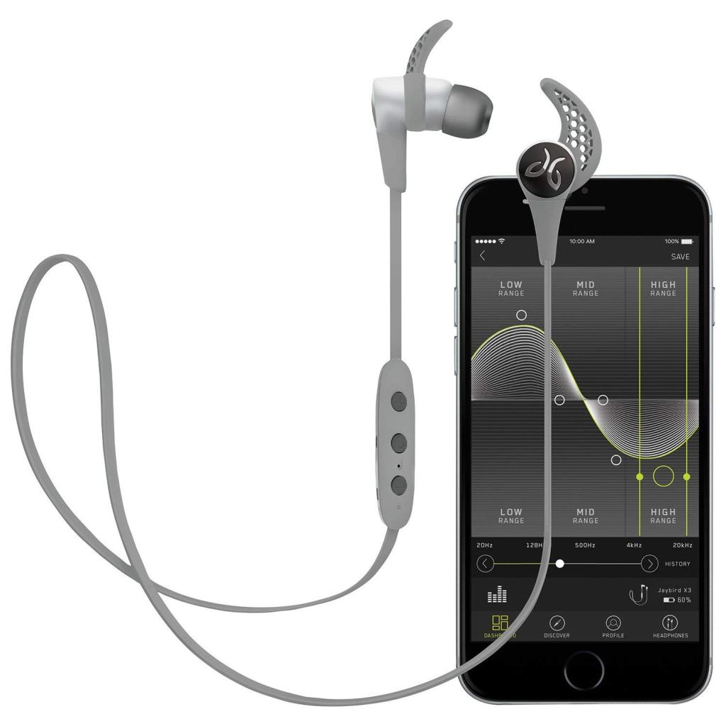 JAYBIRD X3 Platinum White & MySound App   Superior Digital News