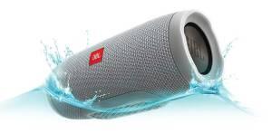 Still #1: JBL Charge 3 Portable Bluetooth Speaker