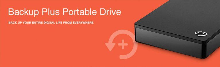 Superior Digital News - Seagate Backup Plus 4 TB Portable External Hard Drive USB 3.0 -