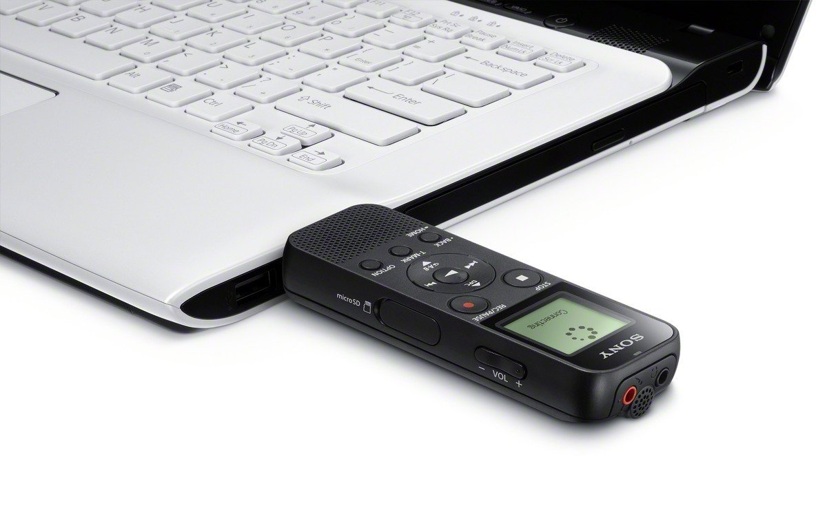 Sony Mono Digital Voice Recorder