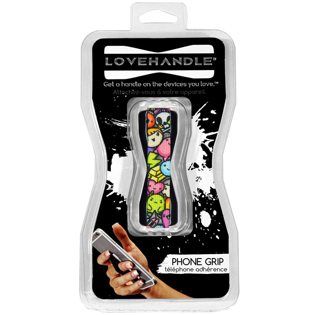Superior Digital News - LoveHandle Universal Grip For Smartphone and Mini Tablets - Retail Packaging