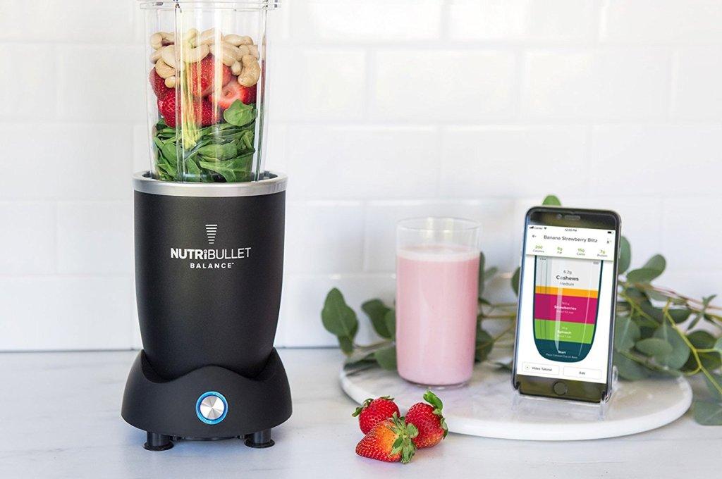 NutriBullet Balance Bluetooth Smart Blender 1