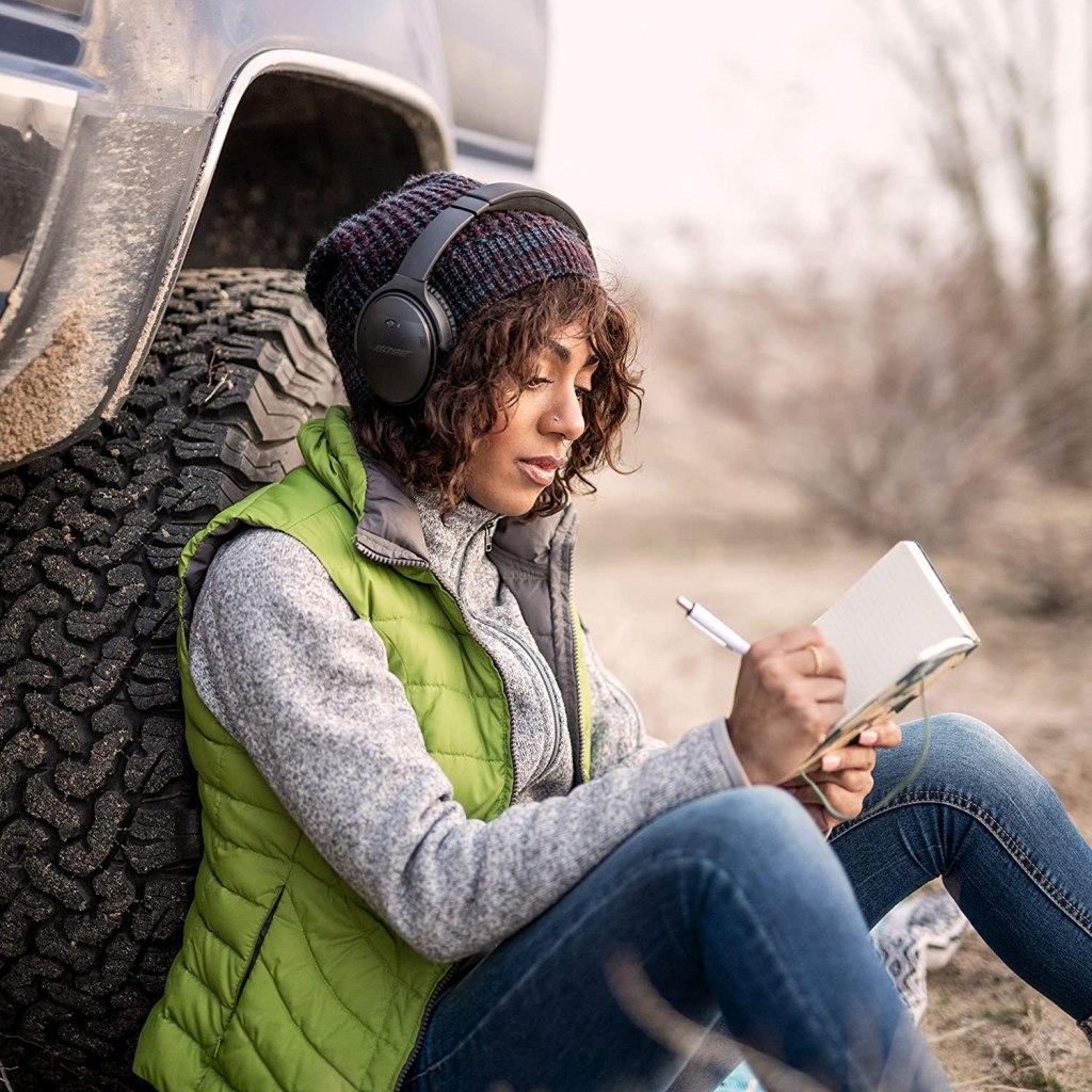 Bose QuietComfort 35 II Noise Cancelling Headphones