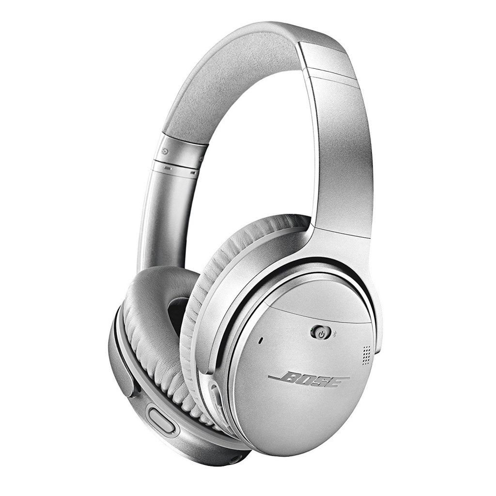 Superior Digital News - Bose QuietComfort 35 (Series II) Wireless Headphones - Silver