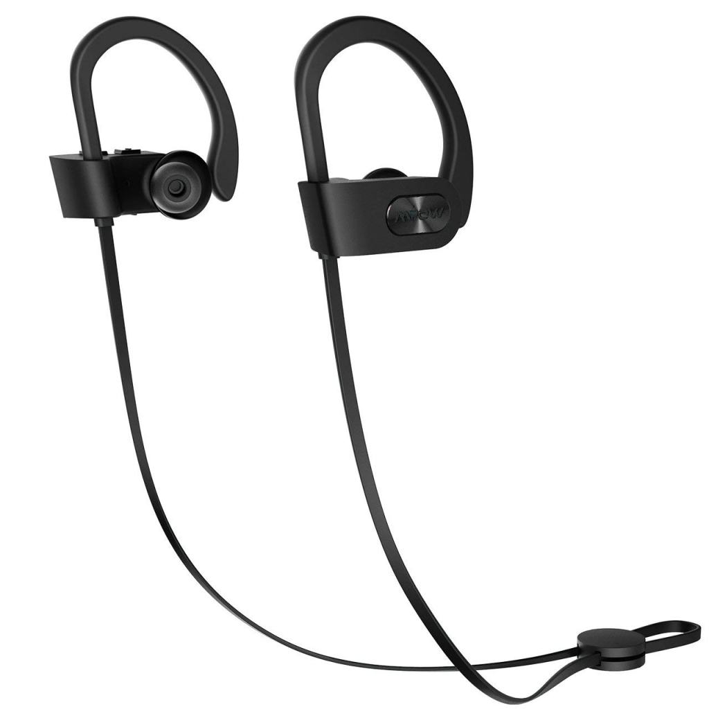 Superior Digital News - MPOW D3 Sport Bluetooth Wireless Headphones - IPX7 Waterproof, HD Stereo Sound, 9-Hour Battery Life