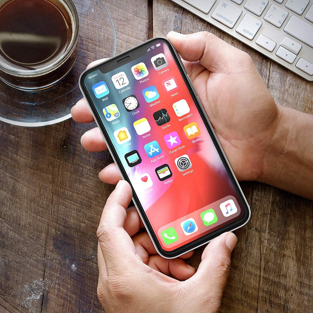 Superior Digital News - Maxboost Tempered Glass for iPhone XS Max