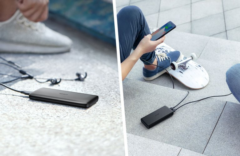Superior Digital News - Anker-PowerCore-10,000mAh-&-20,000mAh-Portable-Chargers
