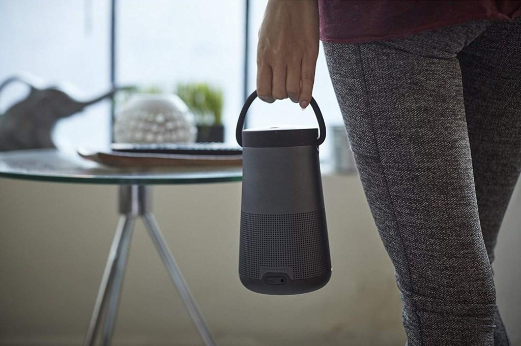 #3 Best Portable Bluetooth Speaker: Bose Soundlink Revolve+ Review - Superior Digital News