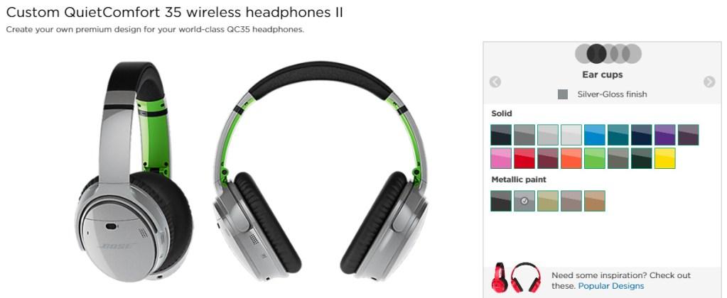 Customize-Your-Bose-Quiet-Comfort-35-II-Wireless-Headphones