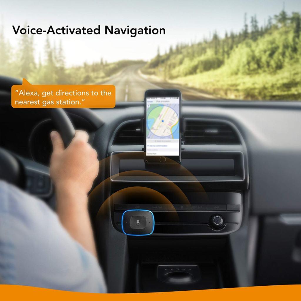 Anker-Roav-Viva-Pro-Alexa-Enabled-Dual-USB-Car-Charger-Virtual-Assistant-Superior Digital Outlet
