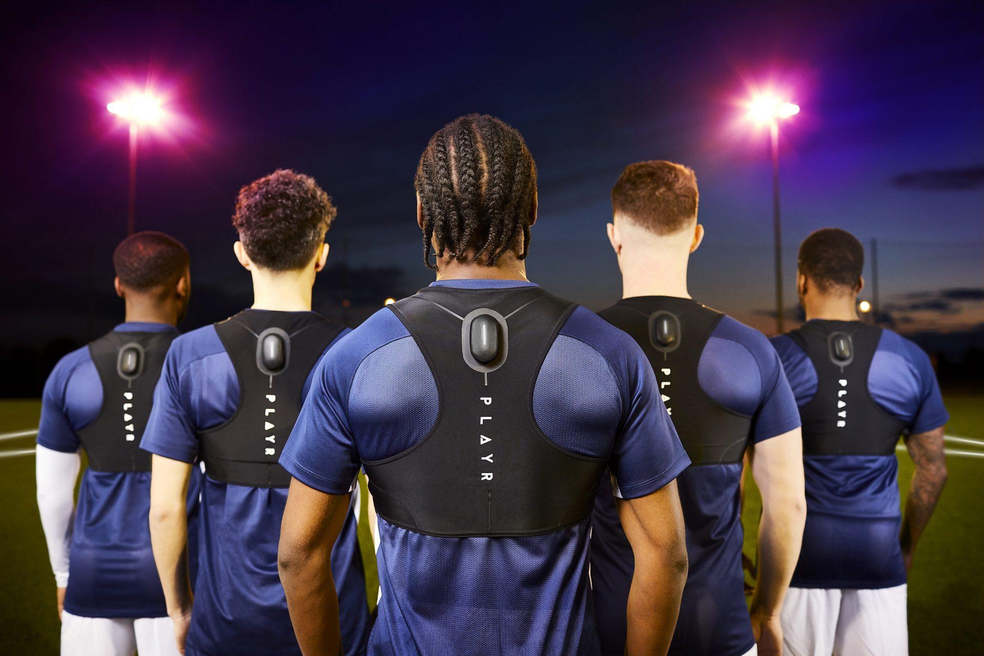 CATAPULT PLAYR Smart Soccer Tracker | Best Tracker for Soccer