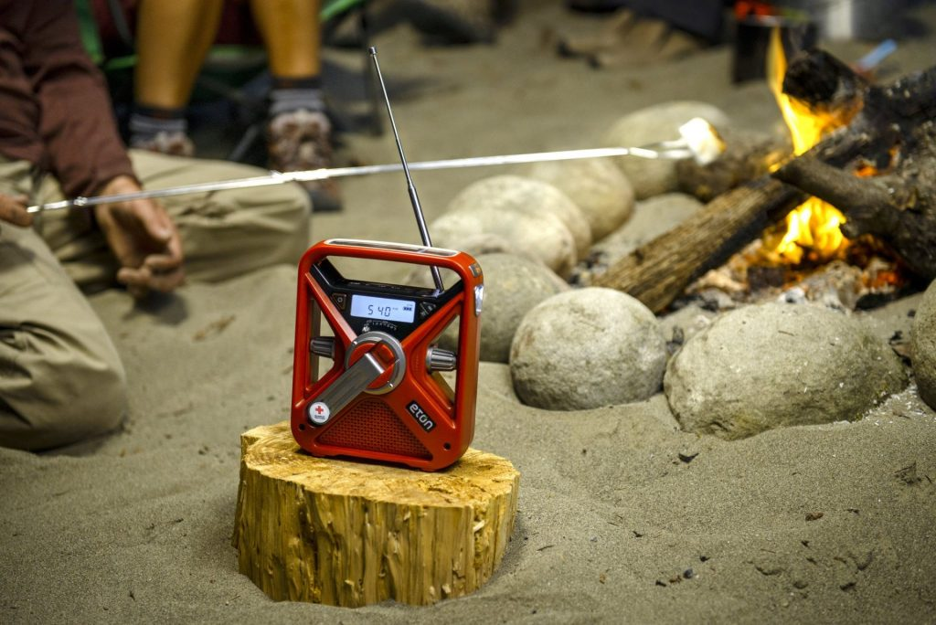 Eton FRX3+ Emergency Radio - American Red Cross Edition