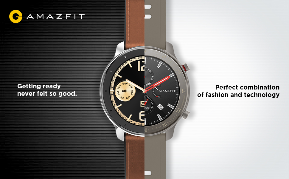 Amazfit GTR Smartwatch - Cover