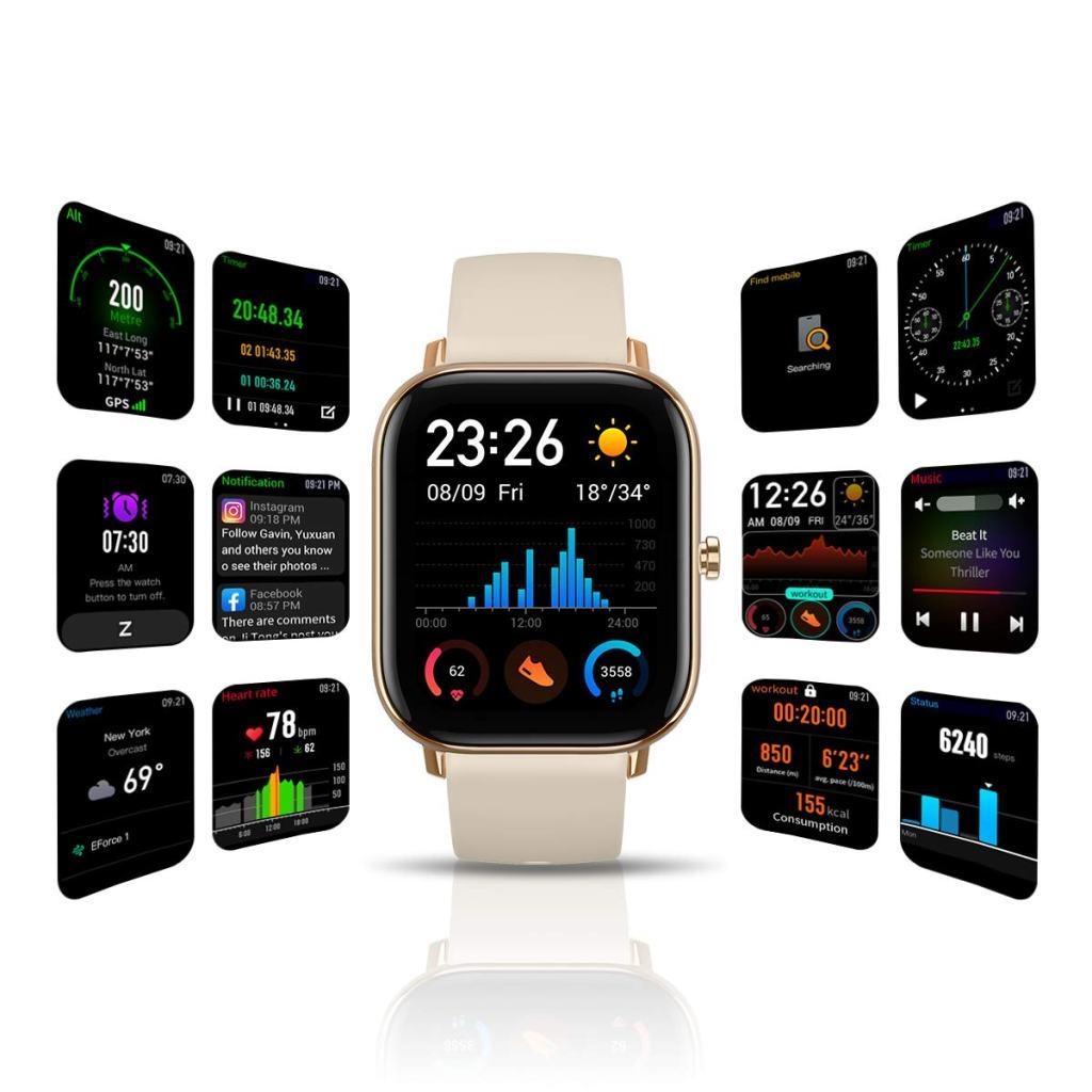 Amazfit GTS Smartwatch - Amazfit App and Integrations