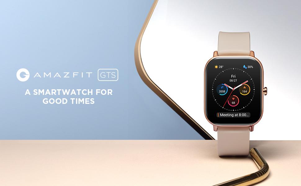 Amazfit GTS & GTR VS The Field | Best Fitness Smartwatch 2020