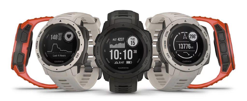 Garmin Instinct Outdoor GPS Watch