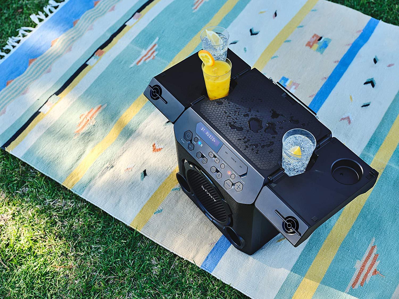 #1 Portable Party Speaker 2021 | Sony GTK-PG10