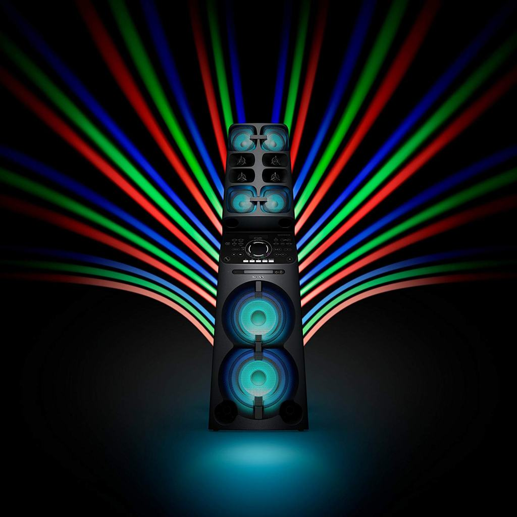 Sony MHC-V90W High Power Audio System