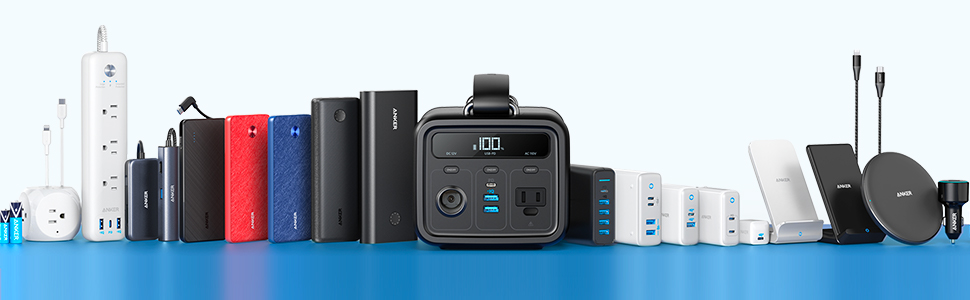 Anker Mobile Power & Charging Solutions