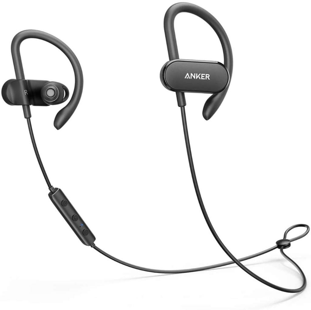 Anker Soundbuds Curve Wireless Workout Earbuds