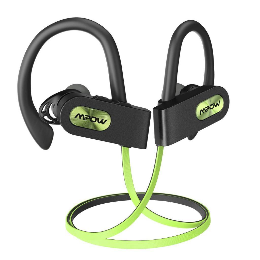 MPOW Flame 2 Bluetooth Sport Earphones - Green