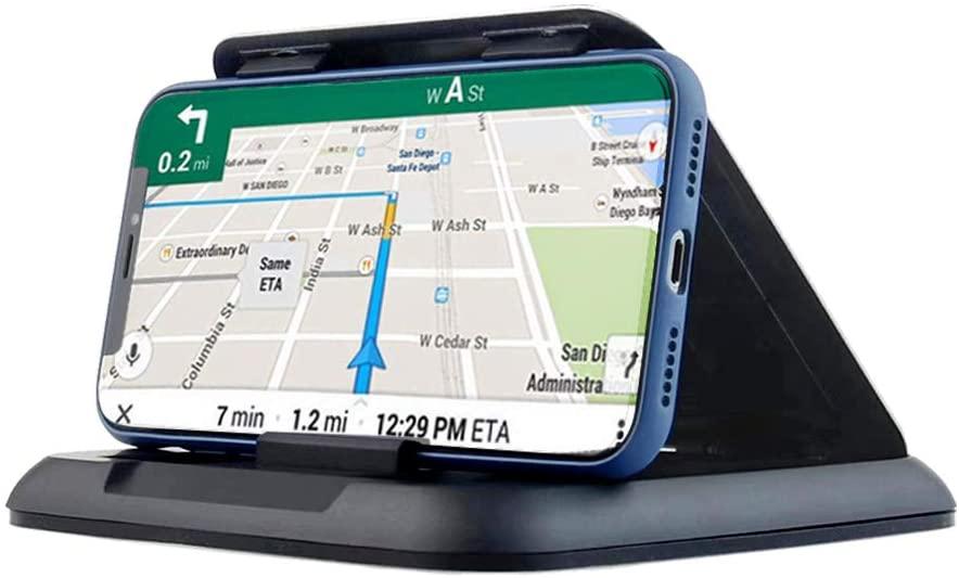 Showvigor Clamp Car Phone Mount