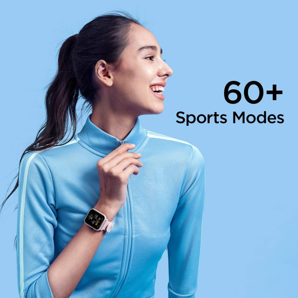 Amazfit Bip U - 60+ Sport Modes