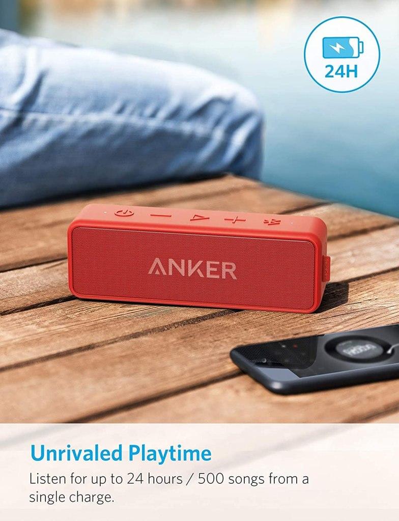 Anker Soundcore 2 - 24 Hour Battery Life