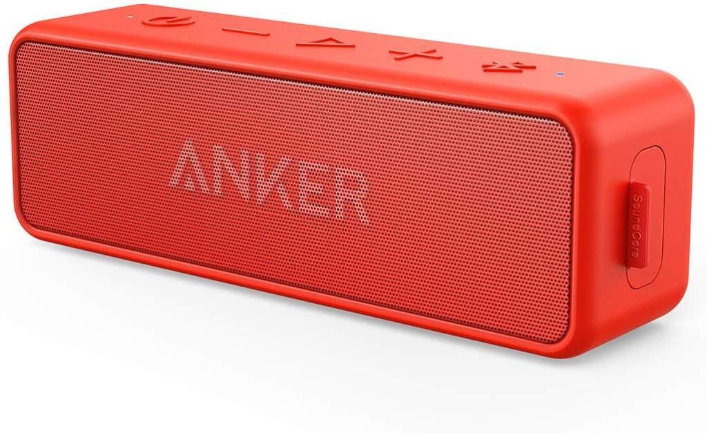 Anker Soundcore 2 Bluetooth Portable Speaker