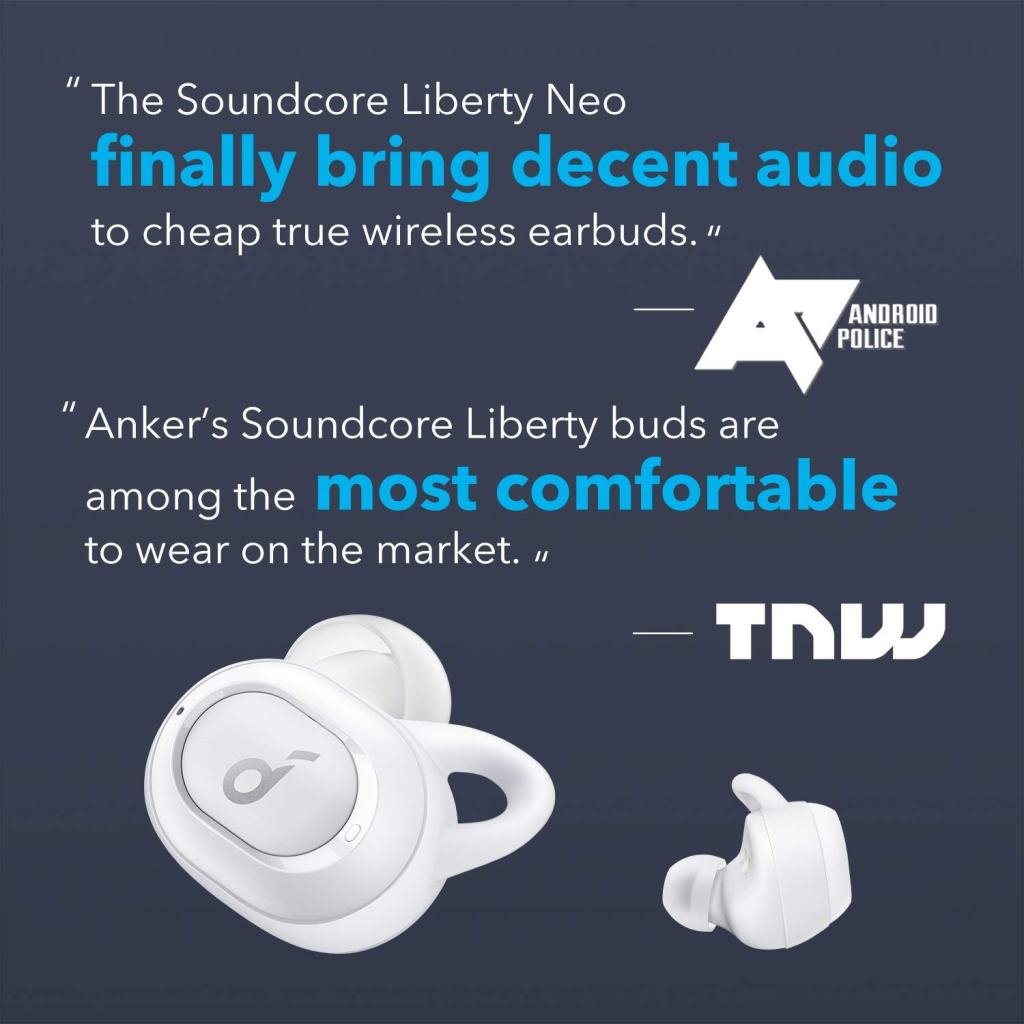 Anker Soundcore Liberty Neo True Wireless Earbuds Review
