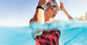 Fitbit Charge 4 - Swim Tracking