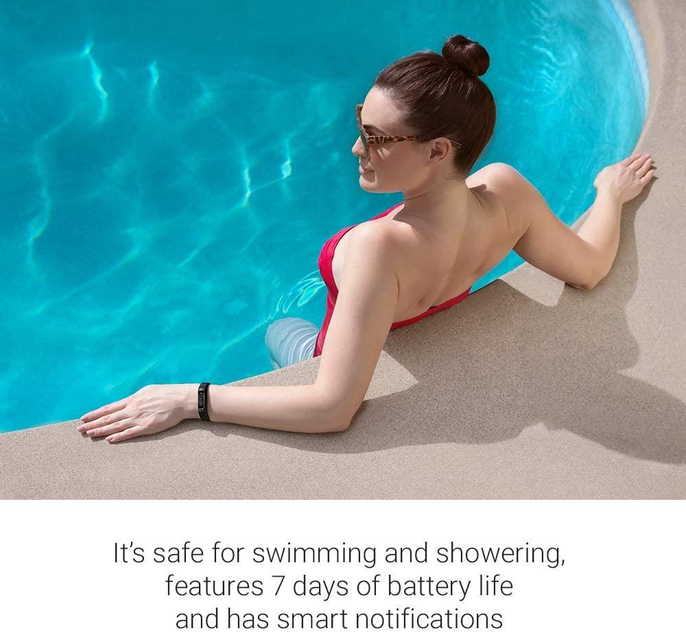 Garmin Vivosmart 4 Swim Tracking