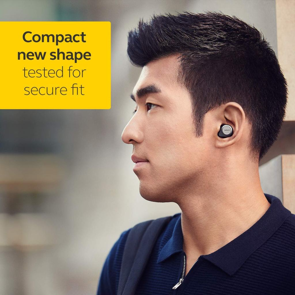 Jabra Elite 75t True Wireless Headphones
