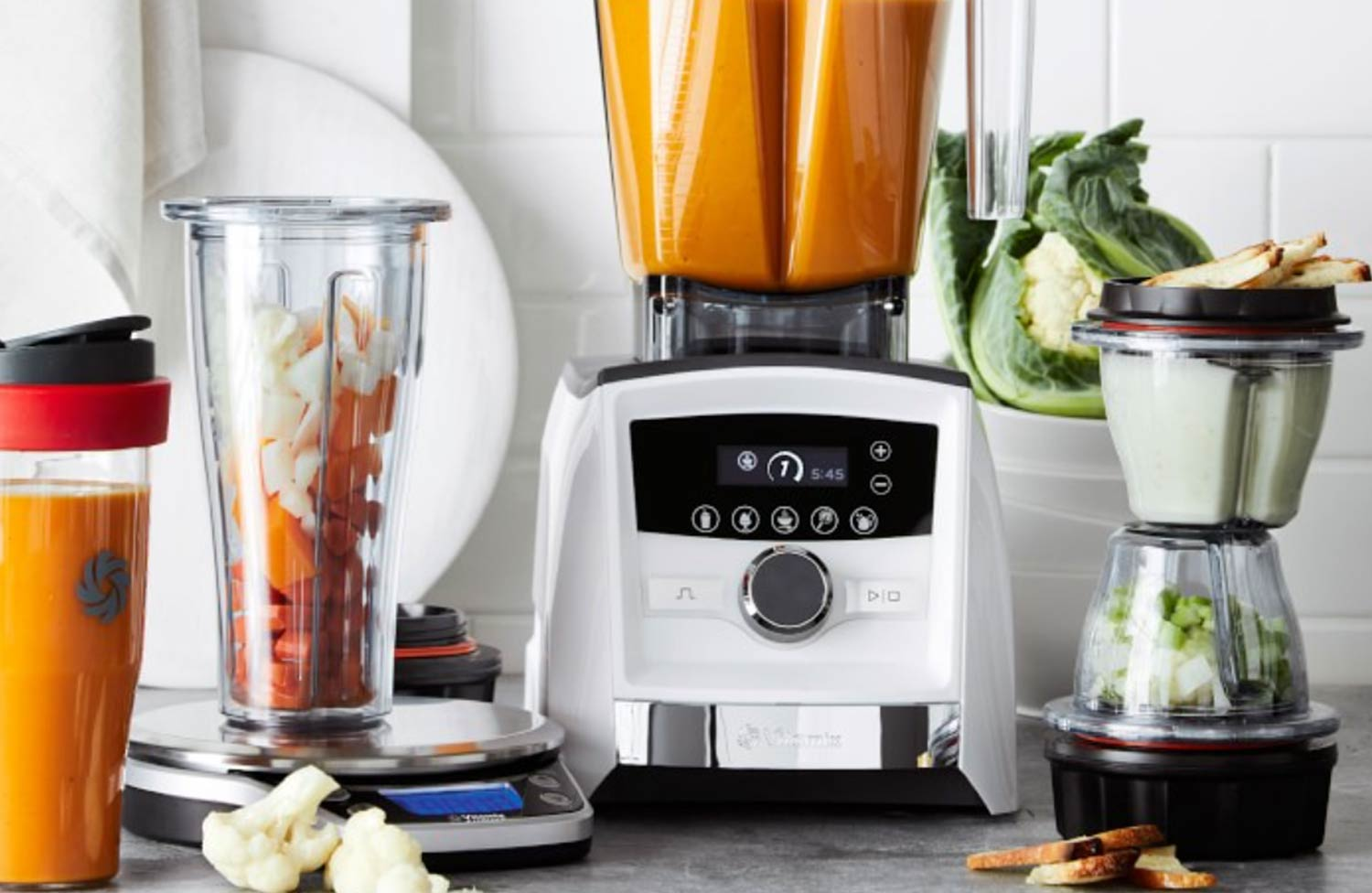 Best Combo Blender 2020 | Vitamix VS Ninja VS NutriBullet