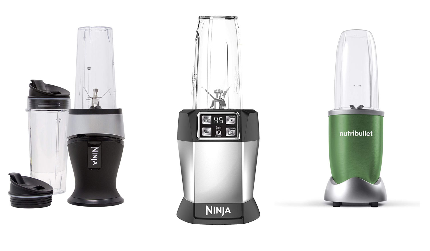 Best Personal Blender 2020 | Ninja VS Nutribullet