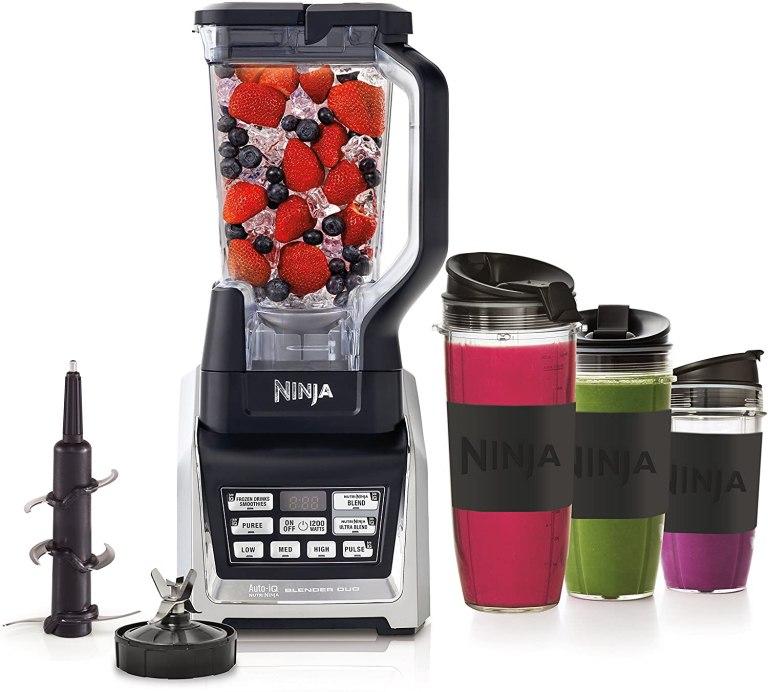 Nutri Ninja 1500W Hybrid Blender