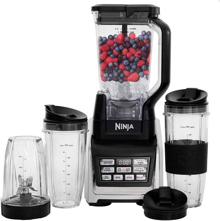 Nutri Ninja 1500W Combo Blender