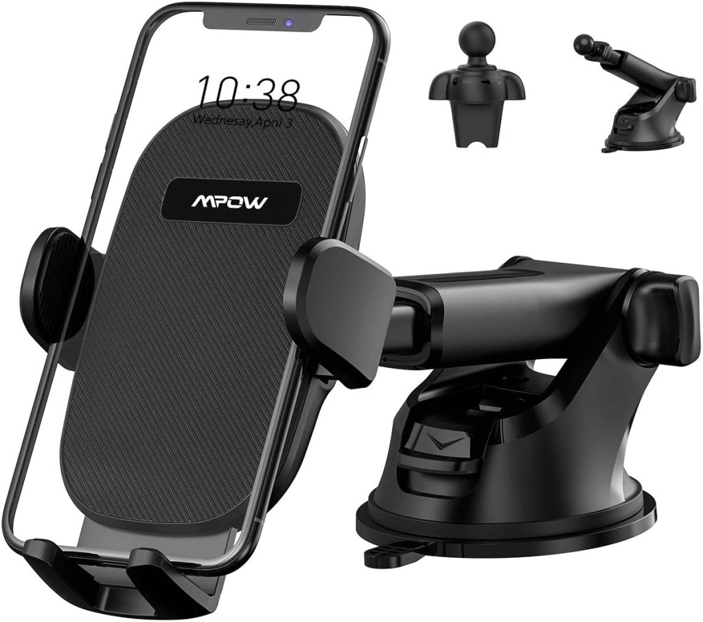 Best Tech Gifts Under $20 | MPOW Telescoping Car Phone Mount Kit