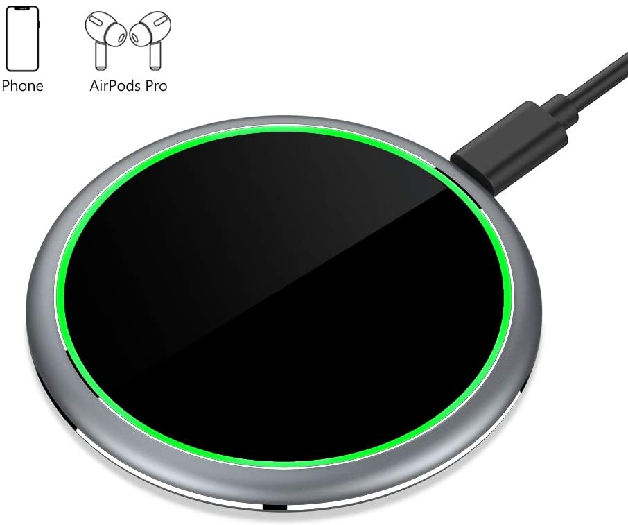 Best Tech Gifts Under $20 | Yootech 15W Wireless Charging Pad