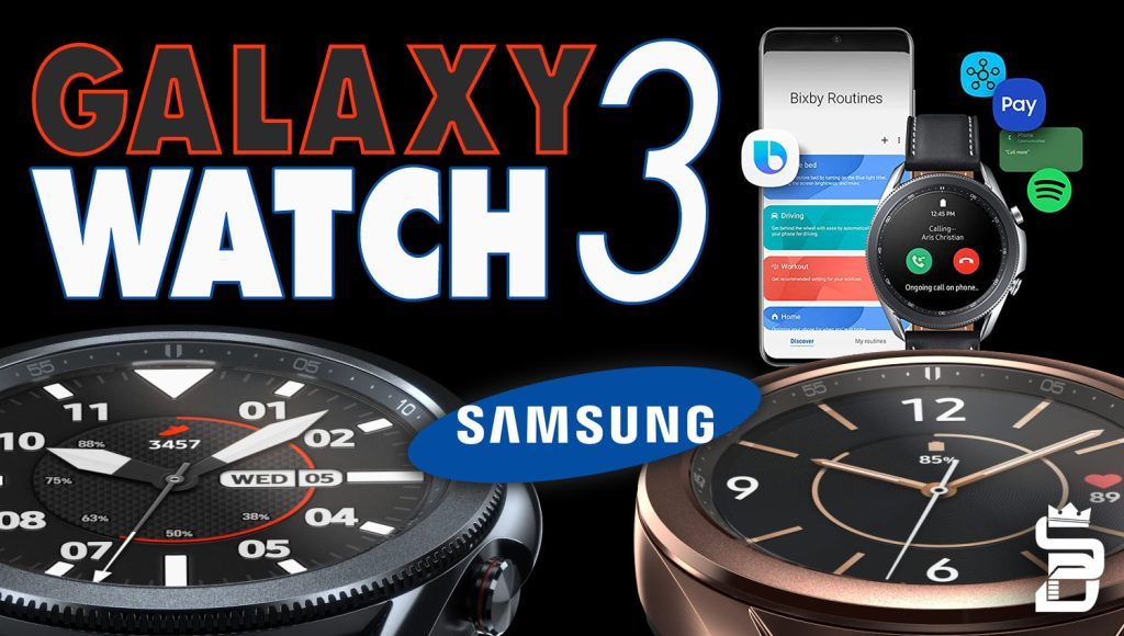 #1 Best Smartwatch 2020 | Samsung Galaxy Watch 3
