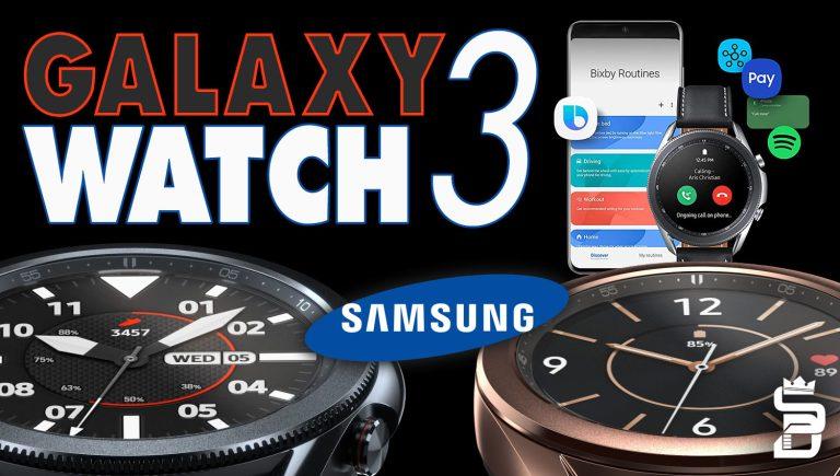 #1 Best Smartwatch 2021 | Samsung Galaxy Watch 3