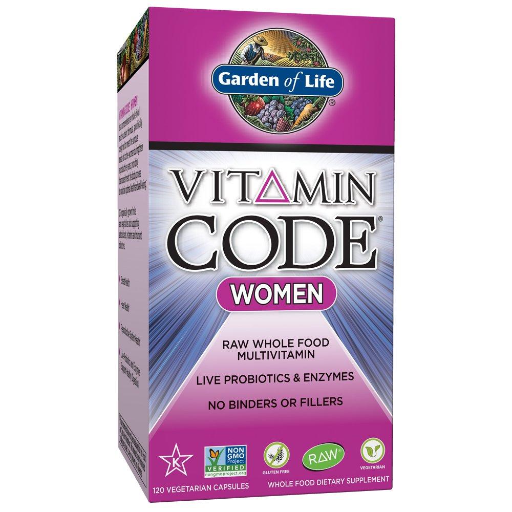 Garden of Life Vitamin Code For Women - Multivitamin