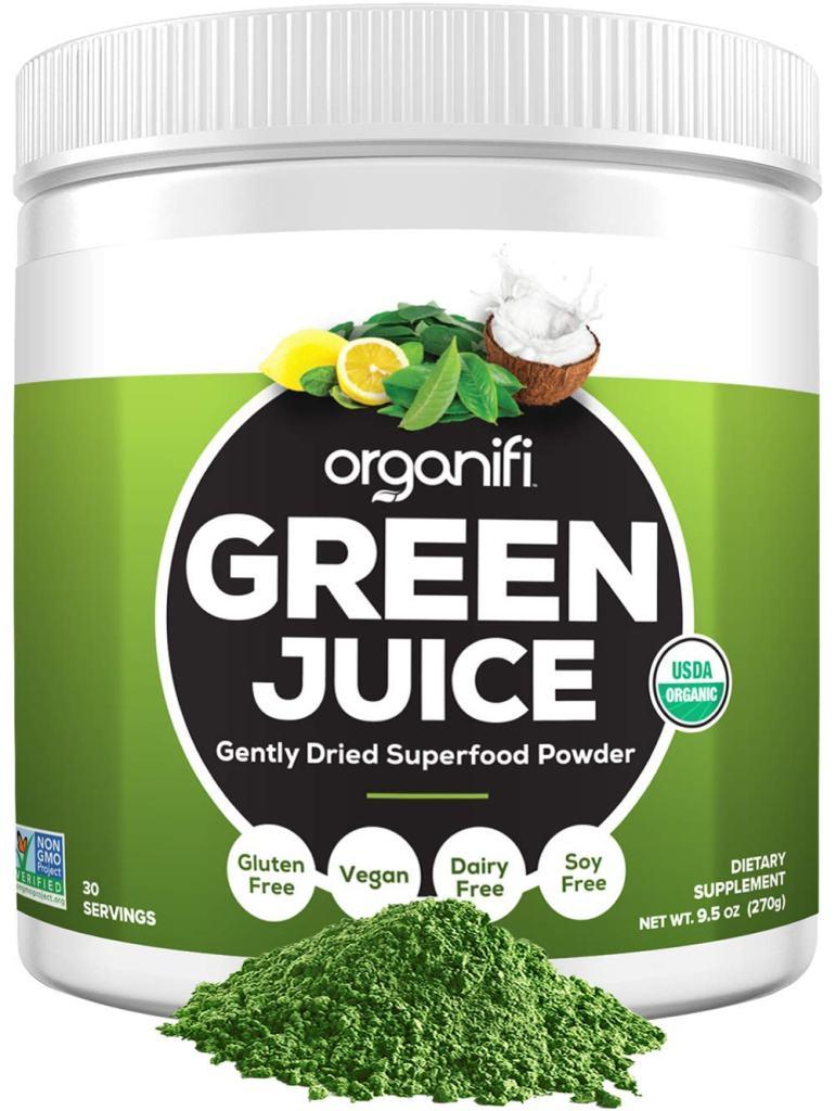 Organifi Superfood Powder - Green Juice