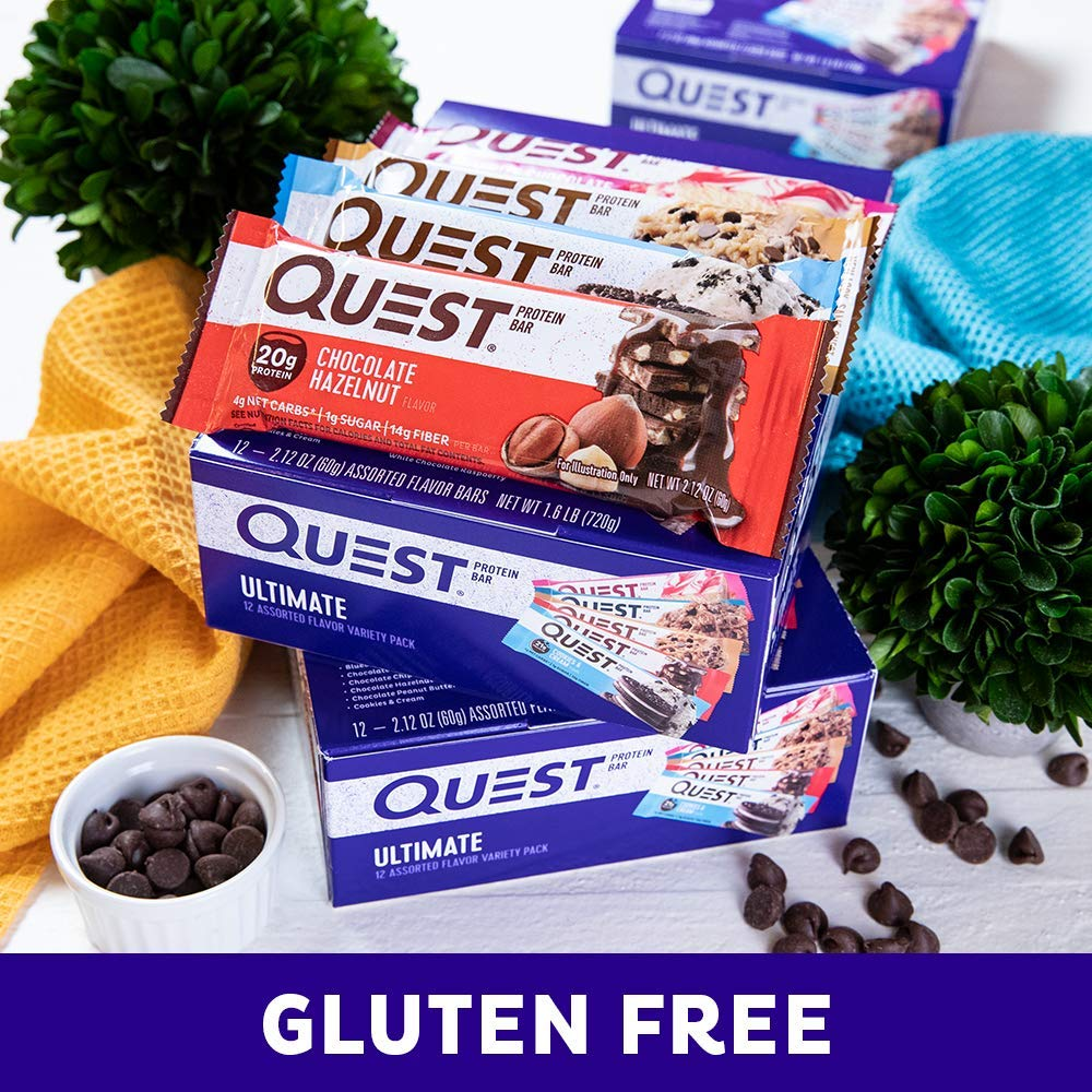 Quest Protein Bar Variety Pack