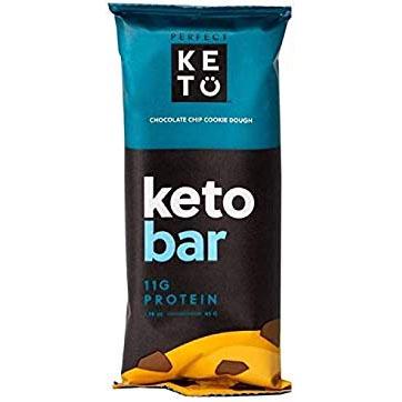 Top 5 Meal Bars - Perfect Keto