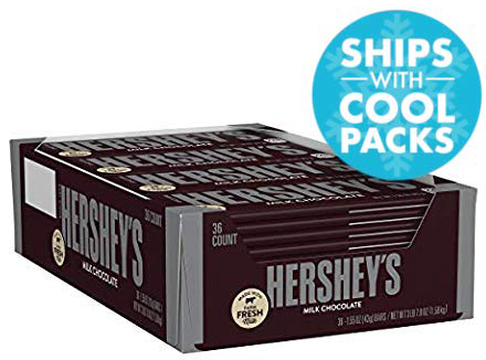 Hershey's Chocolate Bars Candy